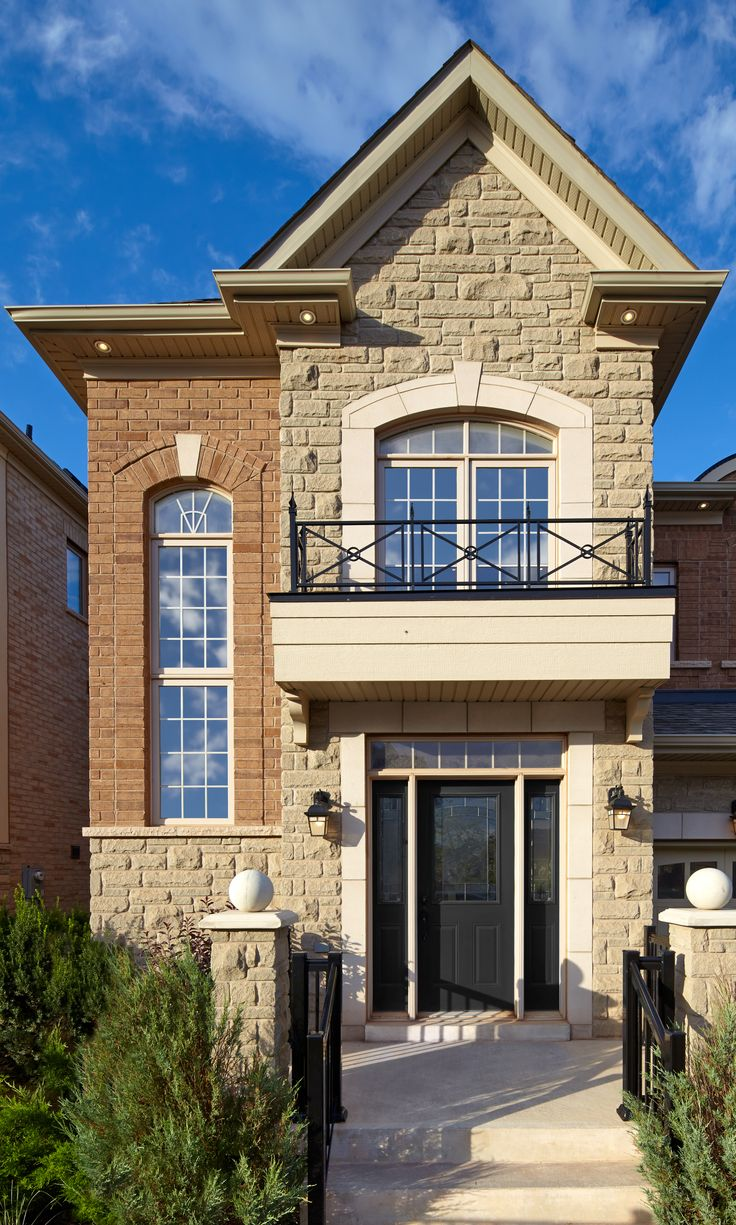 Add sidelites and a transom to spruce up your entry door.  View more inspiration here: http://www.casabellawindows.ca/project-gallery/