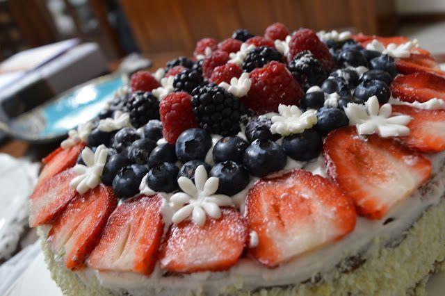 Babbi e le Palle di Pelo: Sto diventando monotona...dolci, torte, biscotti, ...