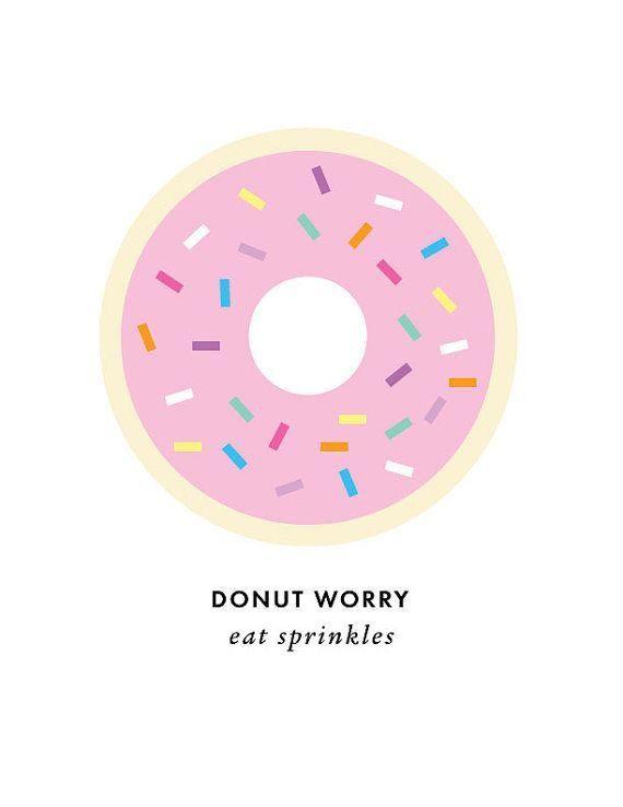 Eat sprinkles