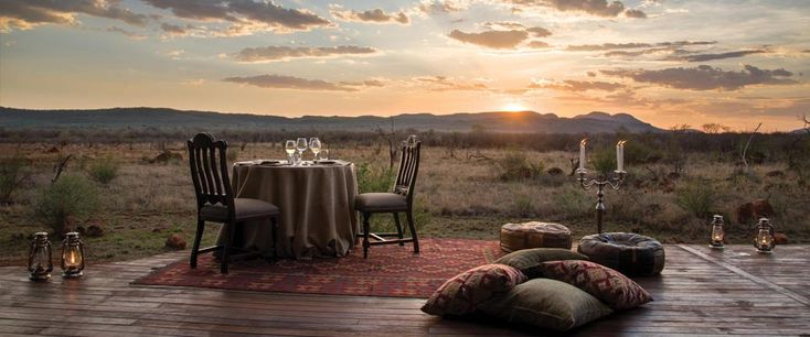 Romance lingers nowhere better than at @madikwehills which is reminiscent of an untamed garden of eden. Surprise someone special with a ‪#‎mtbedsLuxuryTravel‬ getaway at this gorgeous safari lodge, book your trip with @mtbeds on 0860 119 119