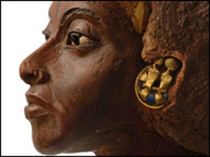 Queen Tiye of Kemet (Egypt)