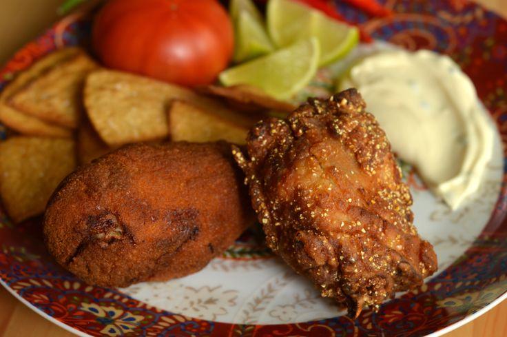 Pollo fritto e Coca-Cola, sembra la cena e la bibita di un sabato qualunque... ma se mettessimo il pollo nella Coca-Cola per mtchallenge?