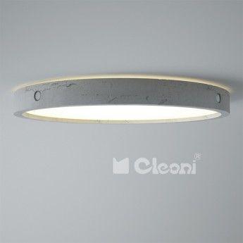 Omega 1000 Plafon - Cleoni - plafon nowoczesny abanet.pl #lampy #design #lampy_kraków #oświetlnie
