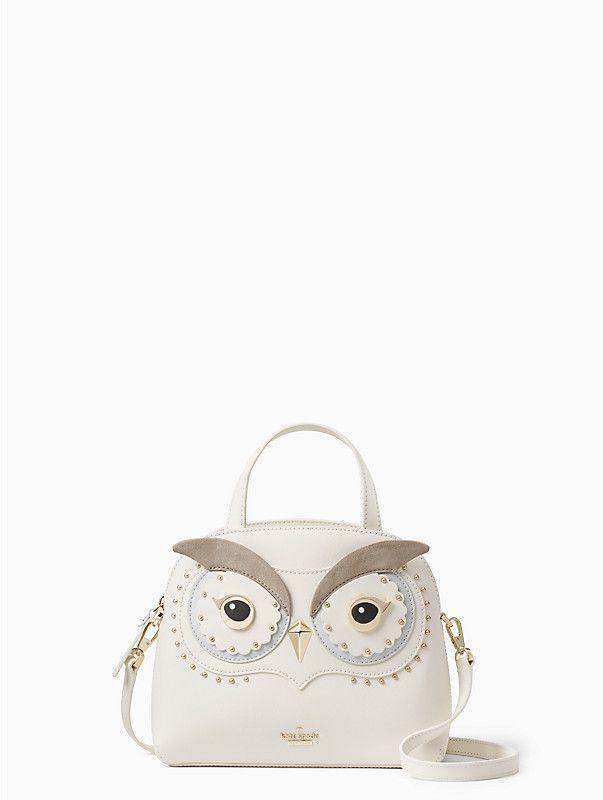 Kate Spade - Star Bright Owl Small Lottie