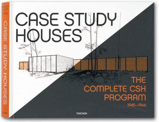 Case Study Houses. TASCHEN Books (TASCHEN 25 Edition)