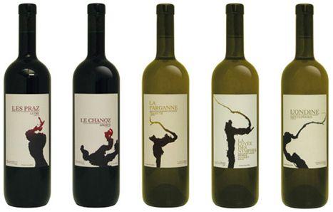 » Etiquettes de vins   Wine & Packaging   Scoop.it