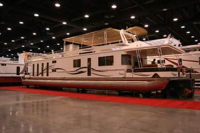 New Pontoon Boats For Sale - order a custom houseboat