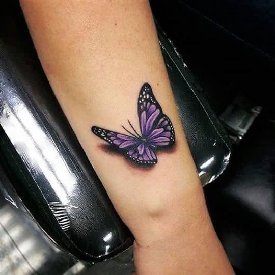 25 Great Ideas About Realistic Butterfly Tattoo On: Best 25+ 3d Butterfly Tattoo Ideas On Pinterest