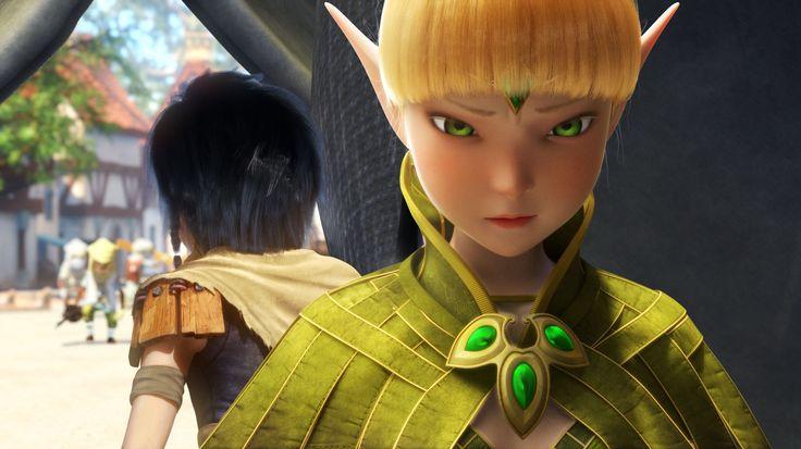 Dragon Nest: Warriors' Dawn - Lambert & Liya hidden (2248x1264)