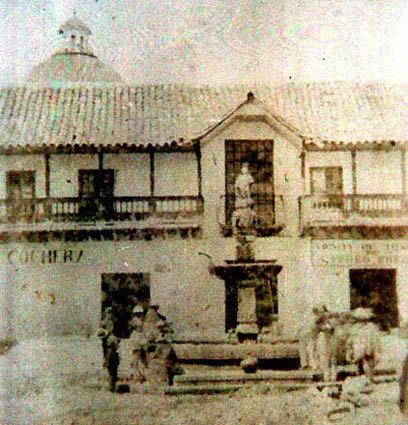 1890, Plazuela de San Carlos, calle 10, entre carreras 6a y 7a - Bogotá, Colombia