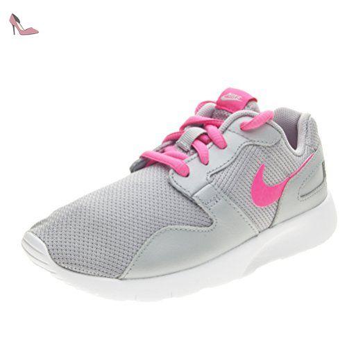 nike kaishi ps chaussures de sport fille differents coloris gris