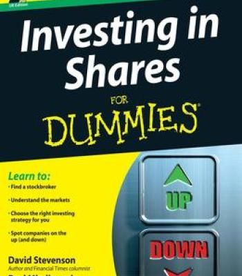 Investing In Shares For Dummies 2nd Edition PDF