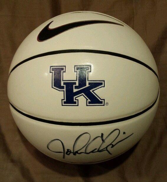 The Wonderful World Of Nik E April 2009: Kentucky Wildcats Coach John Calipari Authentic Nike