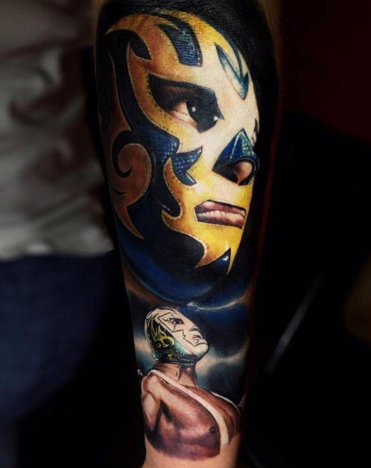 Tatuaje realista de Dr. Wagner Jr. en el interior del antebrazo. Artista Tatuador: Carlox Angarita