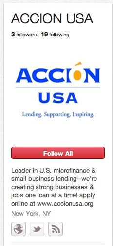 ACCION USA | Brands, Businesses & Blogs on Pinterest ...