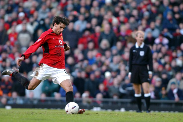 Ruud van Nistlerooy, Manchester United Player of the Year 2002/03.