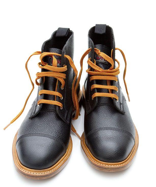 Shoe Porn: Woolrich Woolen Mills Cap Toe Boot - Best Boots for Men Fall  2012 - Esquire