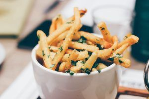 How to Make Healthy & Crispy French Fries