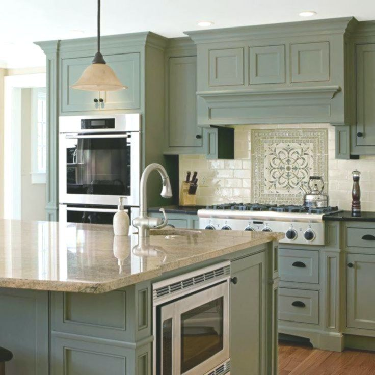 Nuvo Olde Sage Cabinet Paint Kit - #Cabinet #Kit #Nuvo # ...