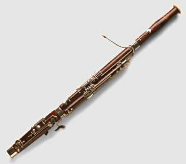 fagot - 2 plátkový