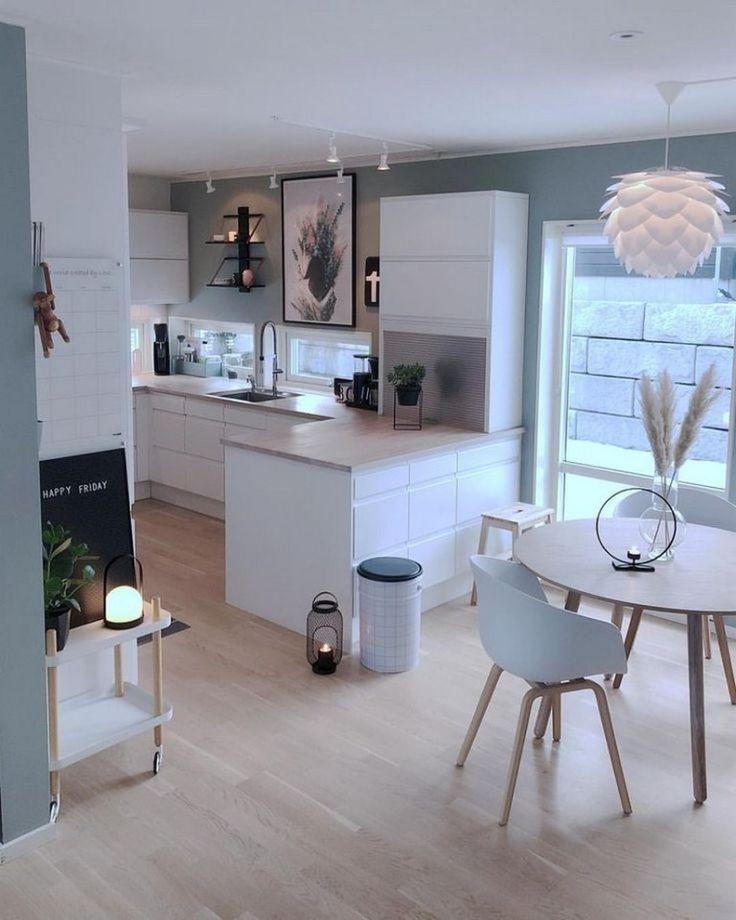 48 petites idées de design et de décoration pour la cuisine 10