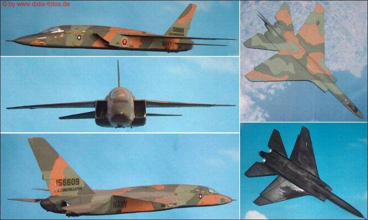 """North-American A-5 """"Vigilante"""" (Hasegawa 805) 1:72"""