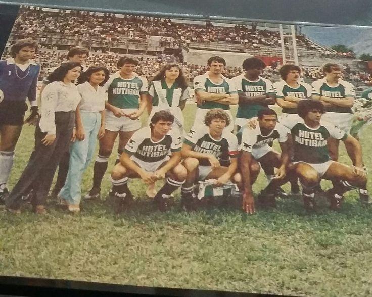 Copa Libertadores de 1982. Merida 1 Nacional 3. G. Gomez(43'y 72') H. D. Herrera (90')  Leon Dario (@ldespinosa93) | Twitter