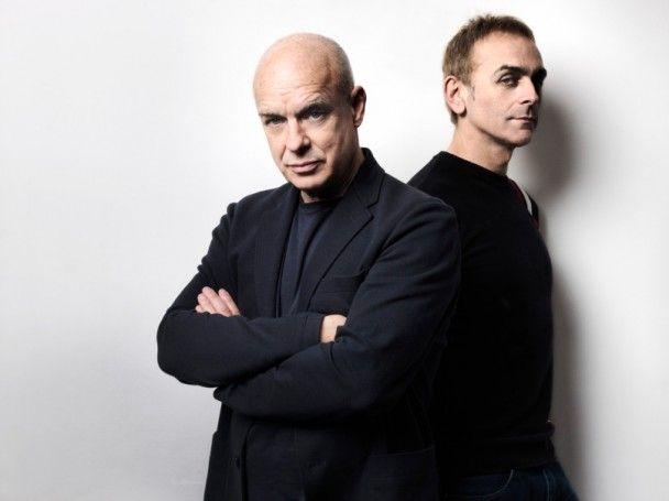 Brian Eno & Karl Hyde - Daddy's Car (Stream)