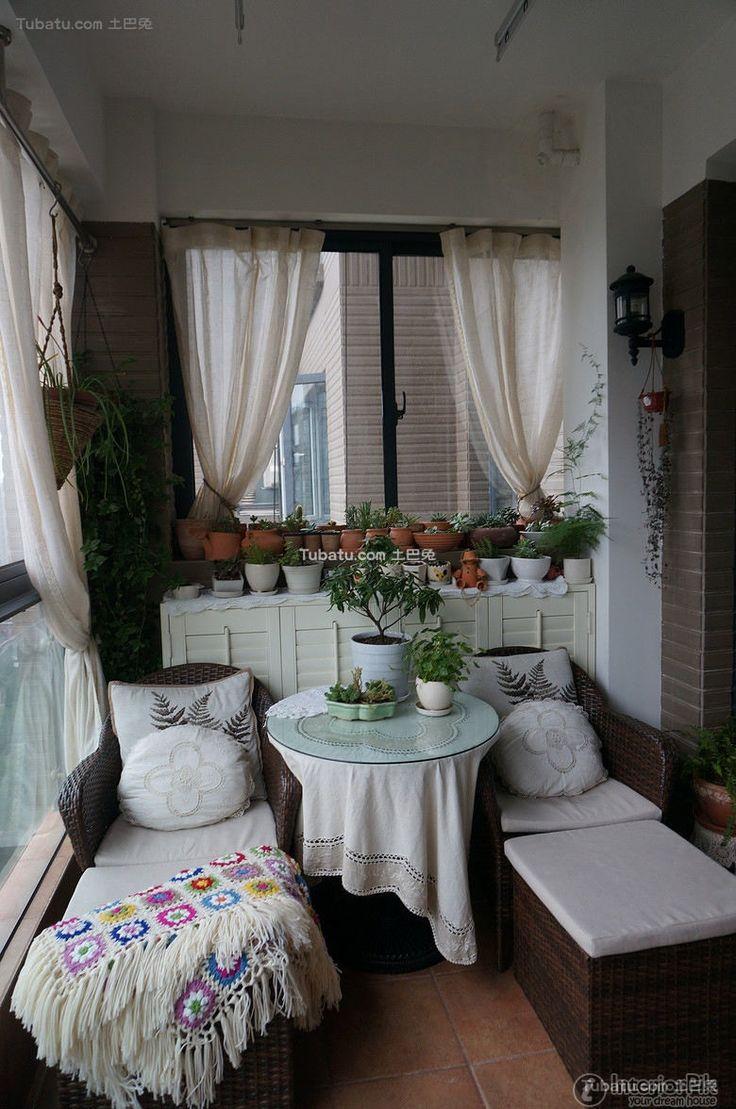 1210 best Balcony Design Ideas images on Pinterest   Balcony ...