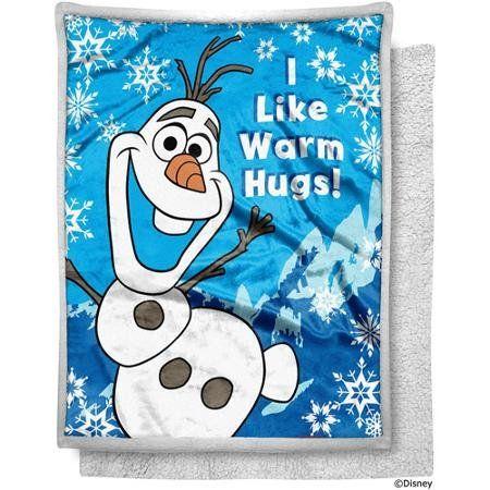 Beautiful Disney Frozen Olaf Mink Sherpa Throw Disney http://www.amazon.com/dp/B00OTX4N0M/ref=cm_sw_r_pi_dp_tSgwub1BRQ2Y8