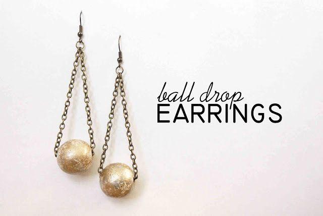 teardrop earring tutorial | Earrings tutorial on making beaded jewelry pieces for Easter ...