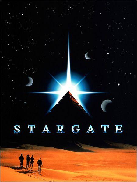 Stargate, la porte des étoiles : Affiche Roland Emmerich