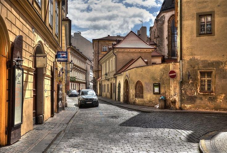 Liliova ulice