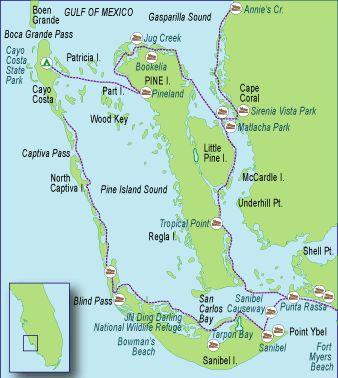 Rv Campgrounds On Sanibel Island Fl