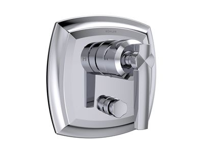Margaux Shower or Bath Mixer with Diverter    Features:    Diverter version allows water to be delivered through a bath spout or shower  Metal construction  Ceramic disc valve  Suitable for mains pressure  KOHLER finishes resist tarnishing and corrosion