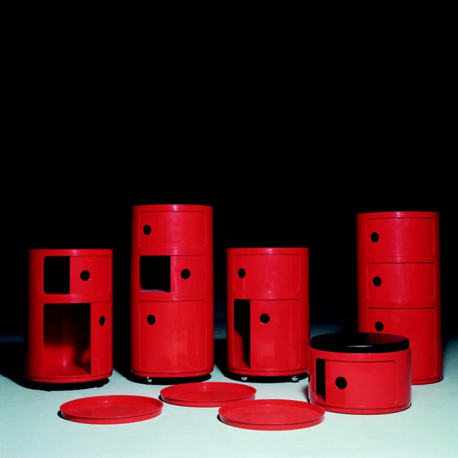 2-componibili-round-modular-system-by-kartell-red