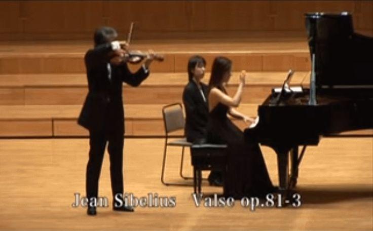 #Jean #Sibelius was #Violin player himself:  https://youtu.be/cdJ1lHkrwjU  #Finland #Video #Romantic #Piece #Classical