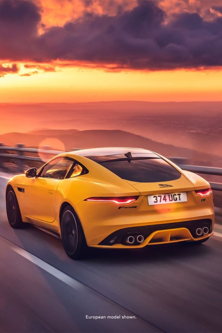 Pin by R on Jaguar in 2020 Expensive sports cars, Most