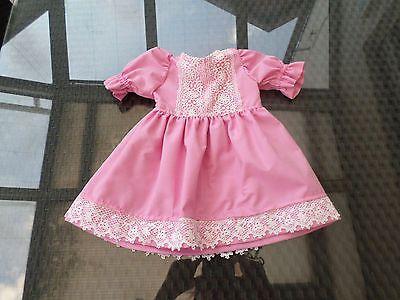 Puppenkleid  cm Tracht für Puppen Dirndl 2 Modelle Heless 28-33 cm