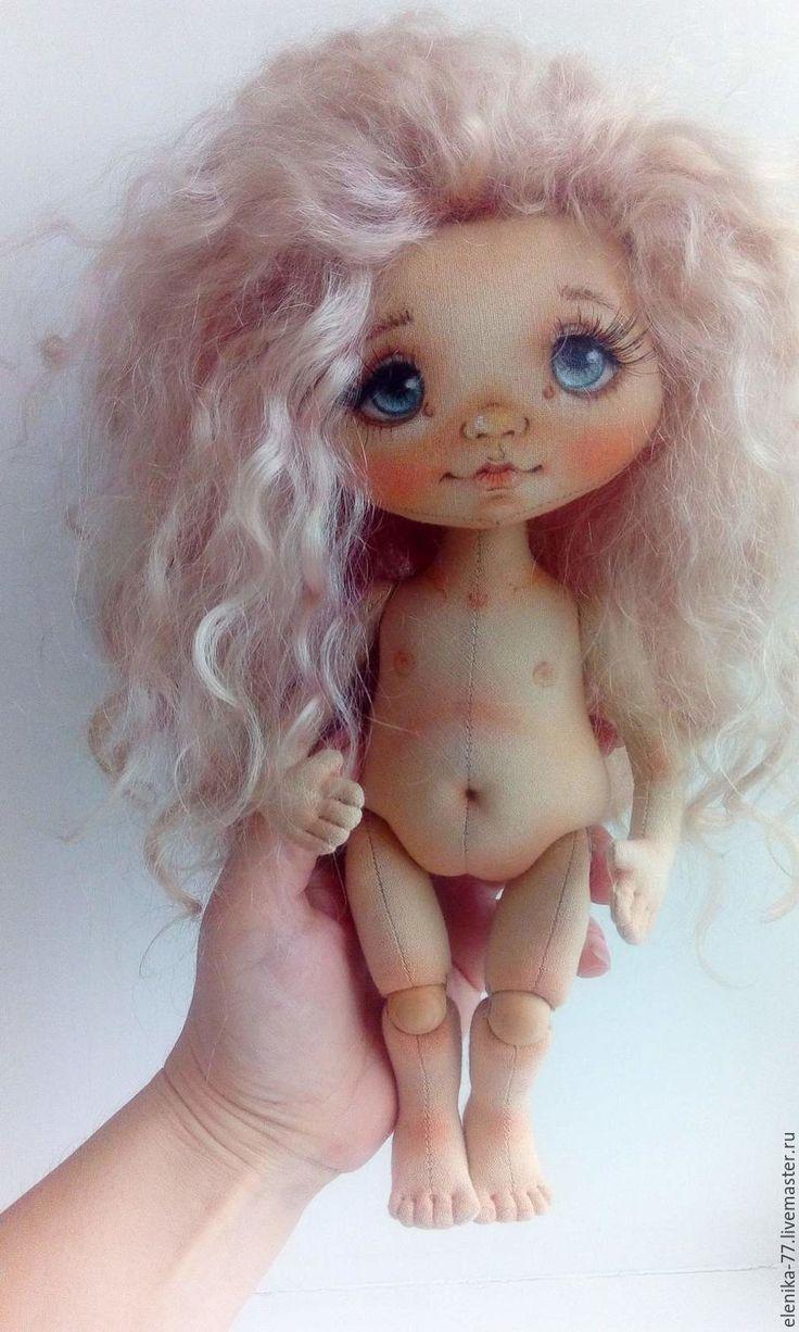 Купить Выкройка текстильной куклы в интернет магазине на Ярмарке Мастеров