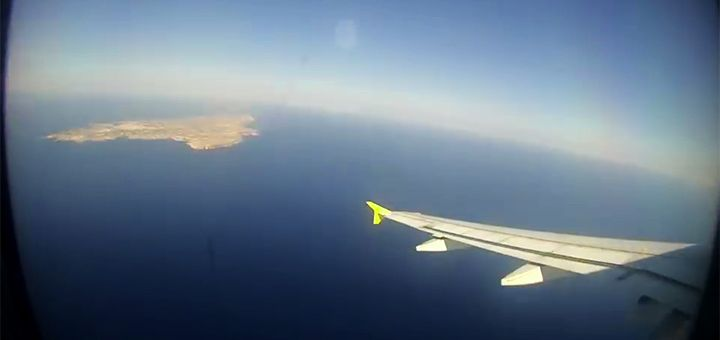 Estate 2016. Tutti i voli per Lampedusa