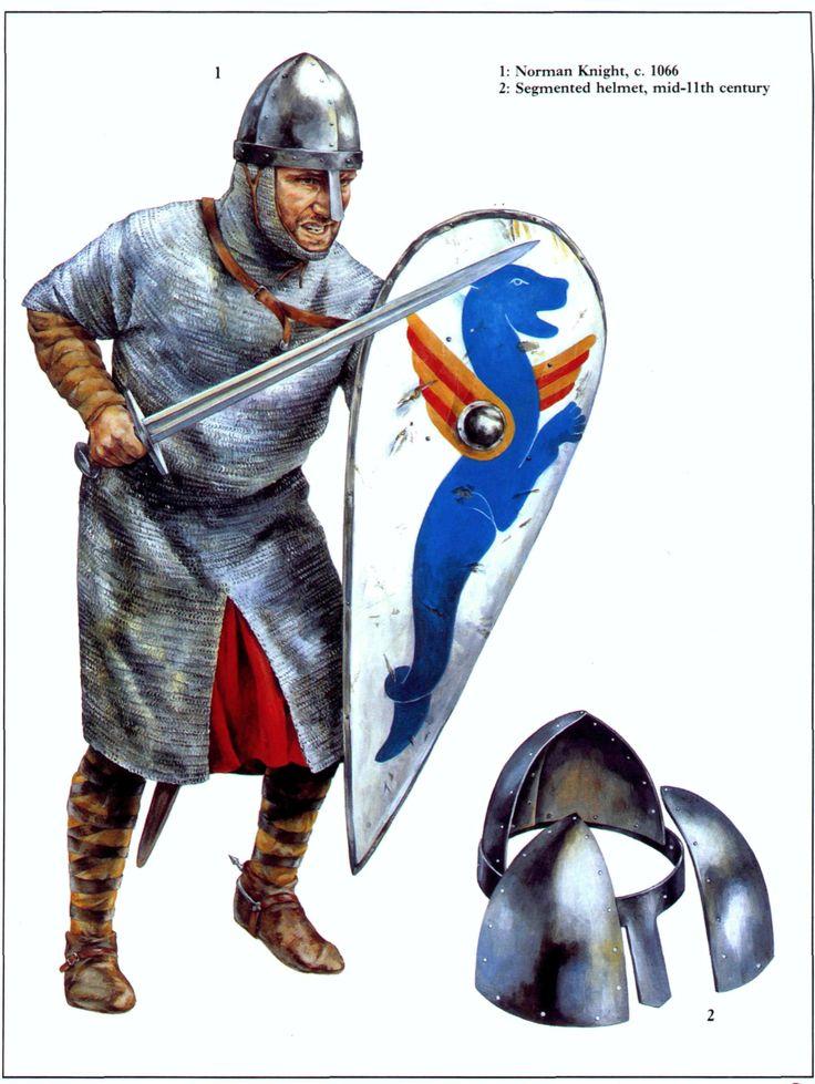Norman Knight 1066