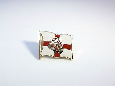 #England #british #bulldog st george flag gilt brooch pin badge,  View more on the LINK: http://www.zeppy.io/product/gb/2/182066756342/