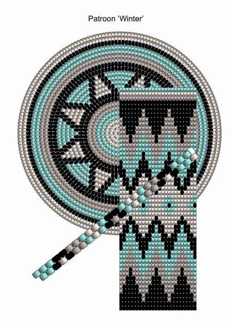Wayuu bags crochet pattern