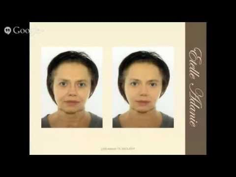 Этель Аданье Мгновенное омоложение лица. Избавься от морщин за 5 минут работы с лицом - YouTube