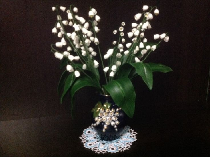 handmade cold porcelain Marina Kelin