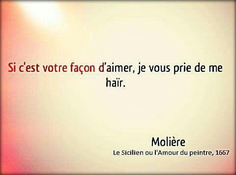 - Moliére