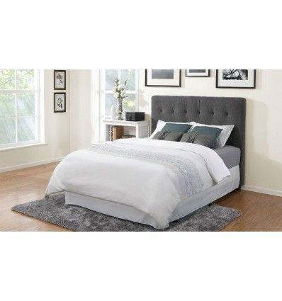 Κρεβάτι ελληνικής κατασκευής ,βασισμένο σε ματαλλικό σκελετό που το κανει να έχειεγγύηση εφ όρου ζωής.Στην τιμήπεριλαμβάνεται το ύφασμα ή τεχνόδερμα της επιλογής σας.διατίθεται με τάβλες ελάτηςή με αποθηκευτικό χώρο με ανατομικό τελάρο και πυκνές τάβλες (για στρώμα με ανεξάρτητα ελατήρια) με μηχανισμό ( αμορτισερ)