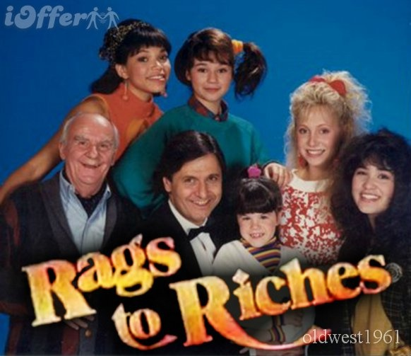 Rags to riches - awesome