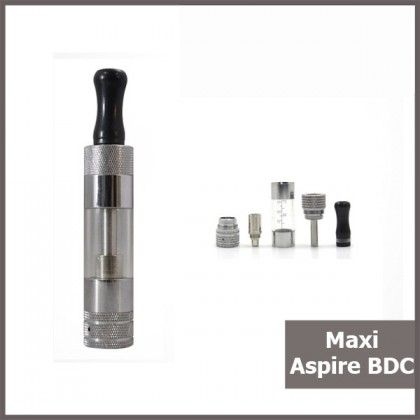 Maxi Aspire BDC Clearomizer. Maxi Aspire BDC Clearomizer
